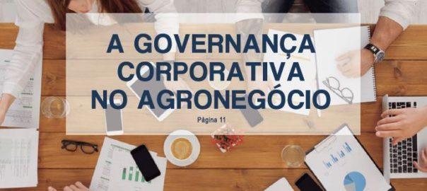 Revista Geração Rural Affectum Edição 14 governança corporativa agronegócios